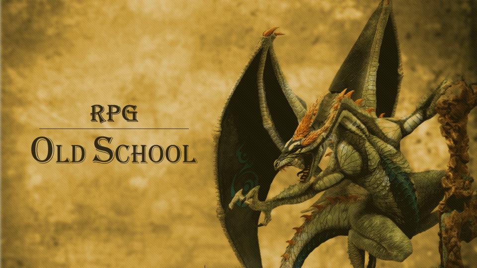 RPG Old School