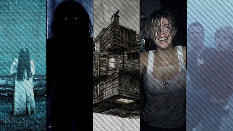 Top 5 Filmes de Terror