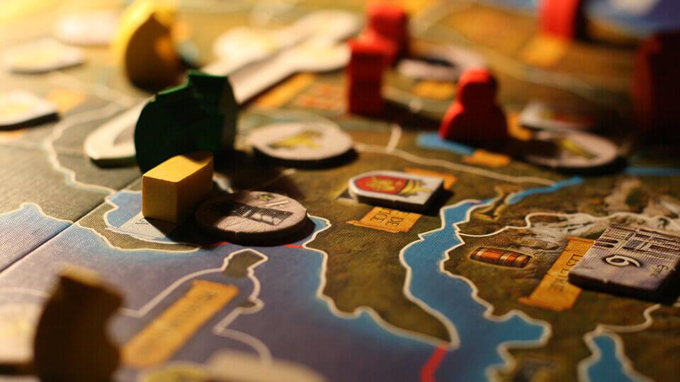 Onde jogar board game em Curitiba?