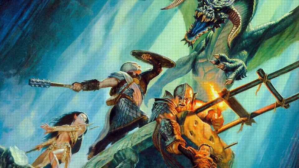 Revisitando aventuras prontas de D&D