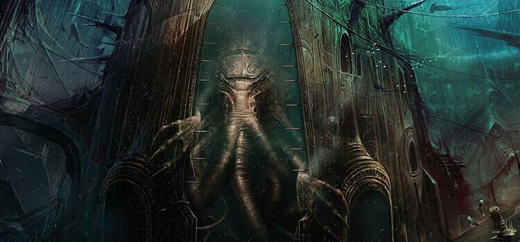 As melhores histórias de H. P. Lovecraft