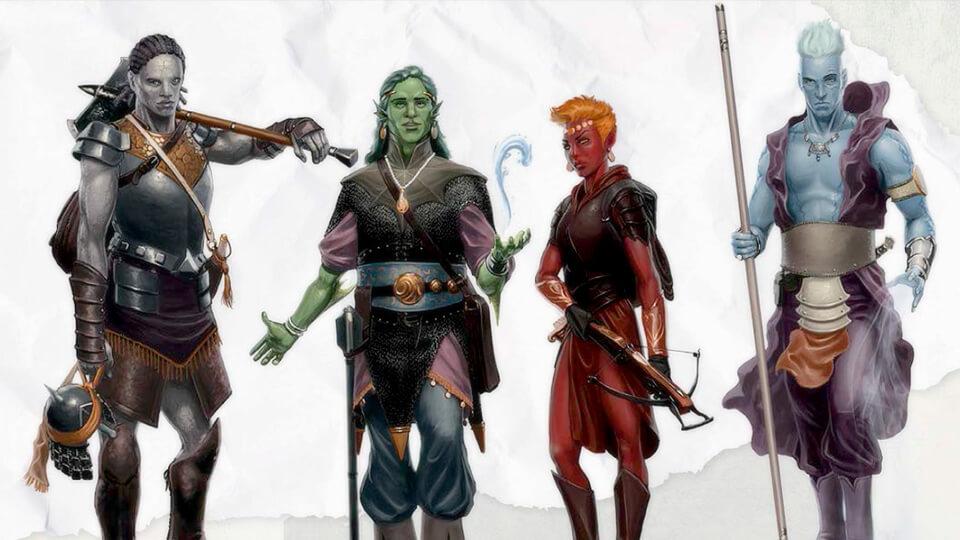 Adaptando Raças para RPG