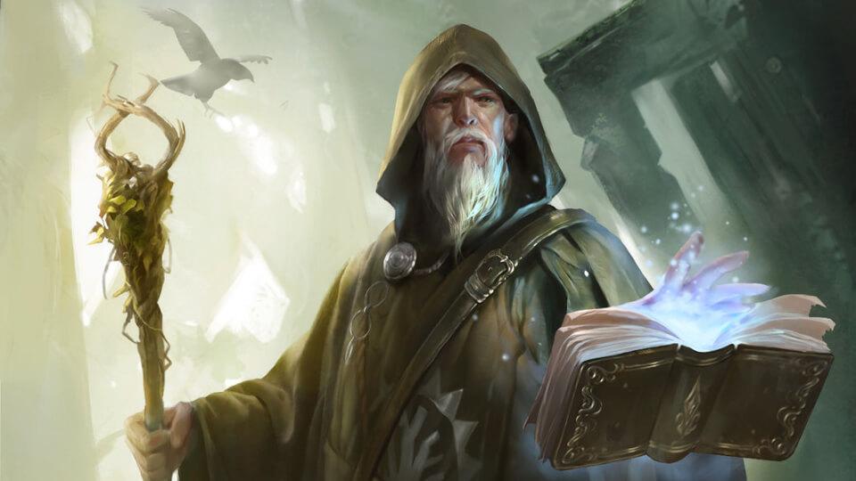 Antecedente - Mestre de RPG